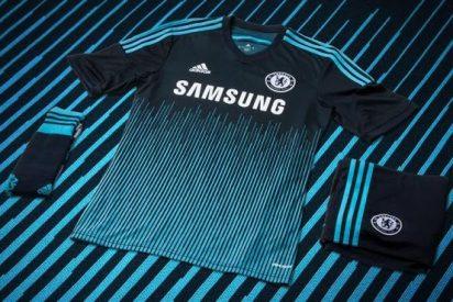 El Chelsea sorprende con su tercera equipación