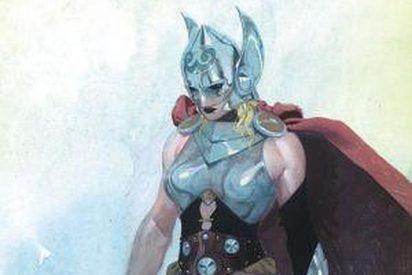 A 'Thor' lo convertirán en toda una mujer en los nuevos cómics de Marvel, verbigracia de la moda