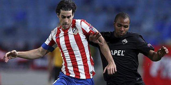 Tiago, cerca de volver al Atlético