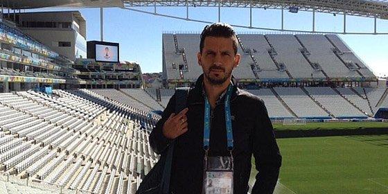 Conmoción en el periodismo deportivo por la muerte en Brasil de 'Topo' López, colaborador del diario AS