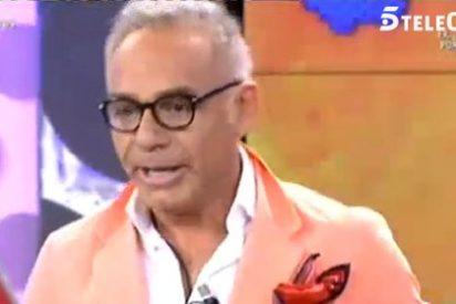 """La frase en 'Cazamariposas' que aceleró la marcha de Joaquín Torres: """"Es un yayo cachas, da un poco de grima"""""""