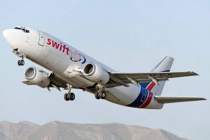 Los seis tripulantes del avión de Swiftair 'desaparecido' en Africa son españoles