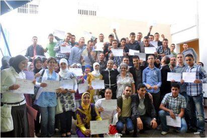 """""""Baraka-Nador"""": apoyo a jóvenes contra la exclusión social"""