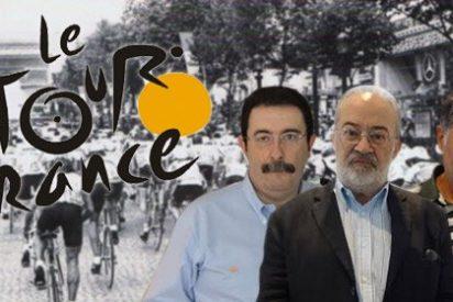 Misterios del Tour de Francia: ¿Qué popular ciclista atacó en una etapa porque perdía un avión y tenía una cita con una Miss?
