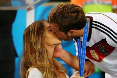 La novia de Mario Götze se desmarca y pone su caché por las nubes tras el golazo