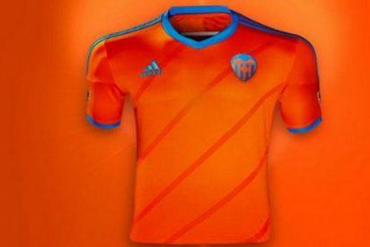 El Valencia presenta su segunda camiseta