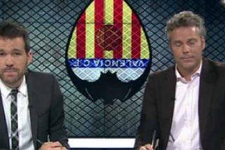 El Valencia muestra su descontento con La Sexta