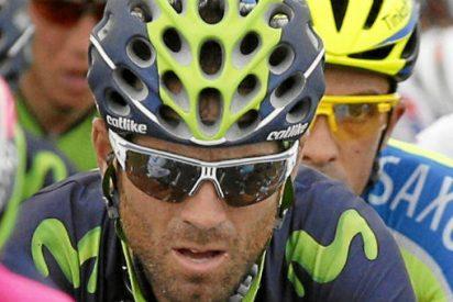 Valverde sufre para salvar su segundo puesto en una etapa ganada por Majka