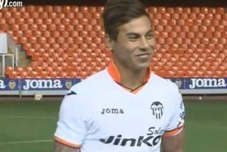 El Valencia volverá a pedir su cesión