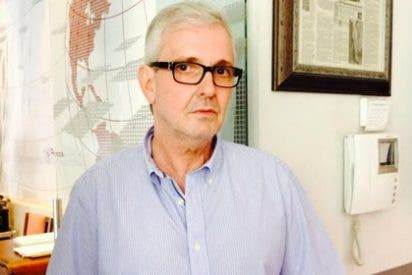 """Víctor Llano: """"Casimiro García-Abadillo no va a dejar de investigar en El Mundo el 11-M"""""""