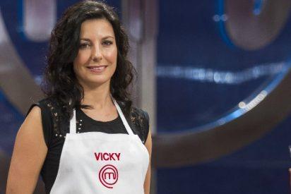 Vicky, ganadora de MasterChef presenta su libro