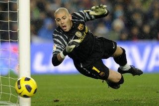 Víctor Valdés podría llevar a De Gea al Real Madrid