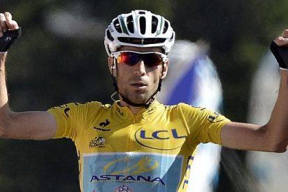 Nibali asesta en Chamrousse un golpe casi definitivo por el amarillo en el Tour de Francia