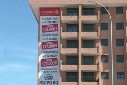 Crecen las hipotecas sobre viviendas en Extremadura