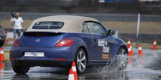 VW Race Tour, diversión y aprendizaje de calidad