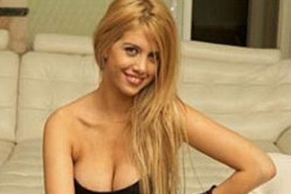La espectacular Wanda Nara da la cara por Lavezzi en Twitter
