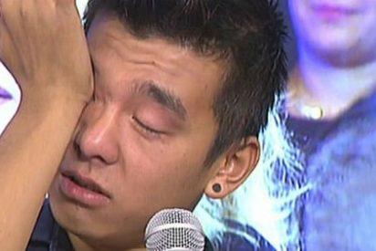 Yong Li destapa los cuentos chinos de 'Sálvame' y 'provoca' el desmayo de Rosa Benito