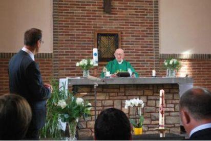 El sacerdote más anciano del mundo