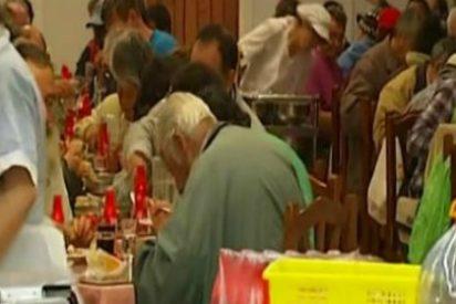 ¿Se atreverían los regidores del PP de Cort a zamparse el menú de un comedor social?