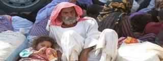 Los niños se beben la sangre de sus padres en Irak para sobrevivir al cerco islámico