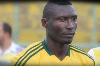 Fallece el internacional camerunés Ebossé tras recibir una pedrada durante un partido de futbol