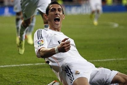 El United pagará 80 kilos por Di María