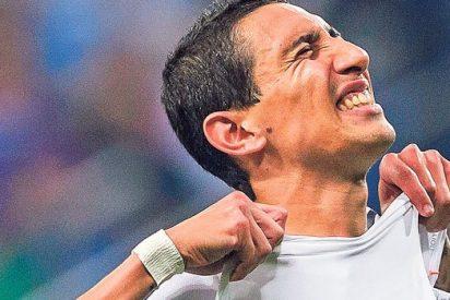 Florentino y la directiva del Real Madrid se hartan de Angel di María y filtran la verdad de su salida