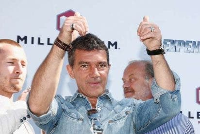 Antonio Banderas celebra su primer cumpleaños sin Melanie Griffith
