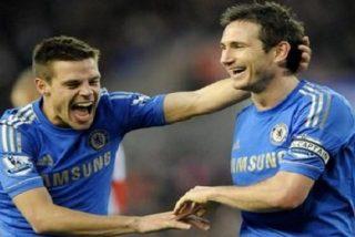 Lampard, cedido al Manchester City