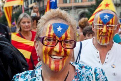 Las inscripciones para la Diada independentista bajan un 60% en Cataluña