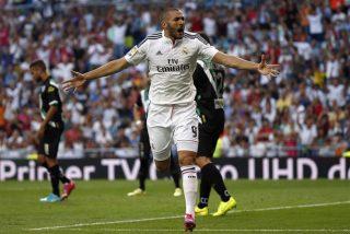 El Real Madrid de las estrellas gana sin brillo un partido 'experimental al Córdoba (2-0)