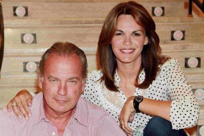 Bertín Osborne y Fabiola Martínez recaudan 54,795 euros para su fundación