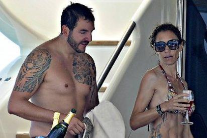 Borja Thyssen y Blanca Cuesta amantes de la navegación