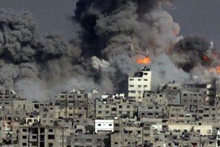 """""""En Gaza, el campo de batalla son barrios llenos de niños, mujeres y hombres"""""""