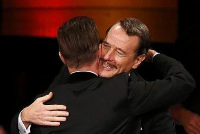 Los malos de 'Breaking Bad' arrasan en la noche de los Premios Emmy
