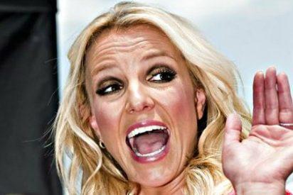 Britney Spears y su increíble imitación del pájaro loco