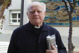 """Monseñor Ramón Buxarrais: """"Quiero morir aquí y que mis cenizas vayan a la fosa común, sin nombre ni epitafio"""""""