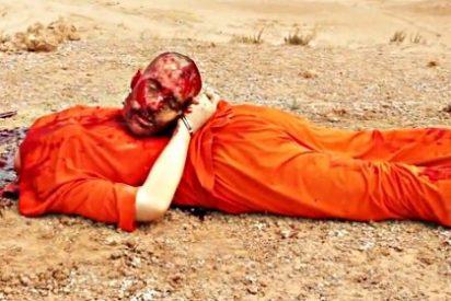 China proyecta en público y en pantalla gigante la decapitación del periodista James Foley