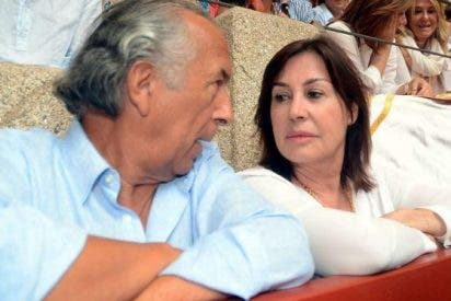 Carmen Martínez Bordiú, tarde de toros en Pontevedra sin su novio Luis Miguel