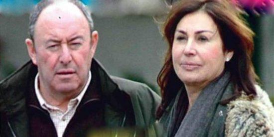 Carmen Martínez-Bordiú y Luis Miguel Rodríguez, el rey de la chatarra, han roto