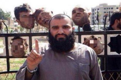 """Un yihadista que corta cabezas a destajo en Siria quiere volver cuanto antes a España """"para conquistarla"""""""