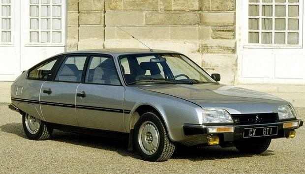 Citroën CX, 40 años de un pionero en los avances de la automoción