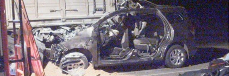 Mueren la mujer y dos hijos de un sobrino del Papa en accidente de coche en Argentina