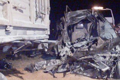 """Imputado de """"homicidio culposo agravado"""" el camionero del accidente del sobrino del Papa"""
