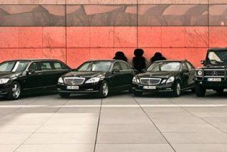 El Gobierno Rajoy reduce la a un tercio de los que tenía Zapatero la flota de coches oficiales de los ministerios