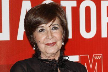 Concha Velasco, presentadora en horas bajas, deja un hueco difícil de llenar en TVE