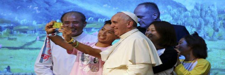 """Jornadas Asiáticas de la Juventud: """"Jesús llama a la puerta de nuestro corazón cerrado"""""""