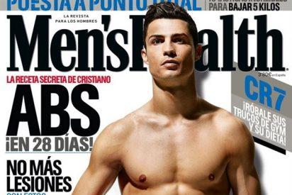 Cristiano Ronaldo enseña su cuerpo y alma en la revista Men's Health