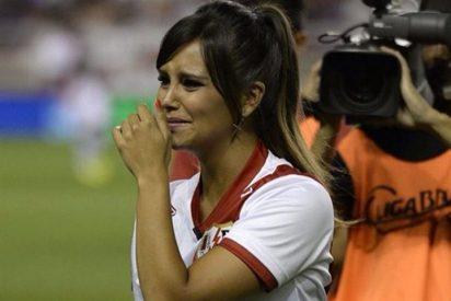 Cristina Pedroche se deshizo en lágrimas (de cocodrilo) a la primera patada