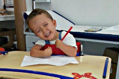Twitter se solidariza con el pequeño David y su #taponesparadavid